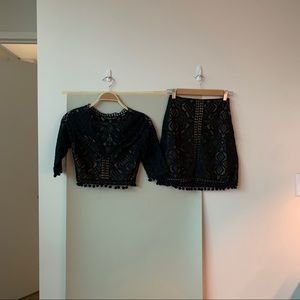For Love and Lemons Two Piece Set